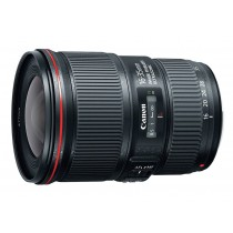 Canon EF 16-35mm f/4L IS USM SLR Zwart