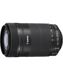 Canon EF-S 55-250mm f/4-5.6 IS STM SLR Telephoto lens Zwart