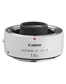 Canon EF 1.4x III SLR Extender Wit