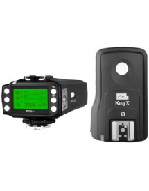 Pixel e-TTL Radio Trigger Set King Pro voor Canon