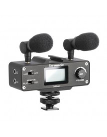 Saramonic Audio Interface CaMixer voor DSLR