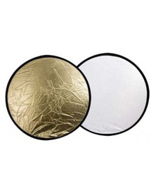Falcon Eyes Reflectiescherm CFR-32G Goud/Wit 82 cm