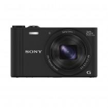 Sony DSC-WX350B zwart