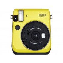 Instant Camera Instax Mini 70 Canary Yellow