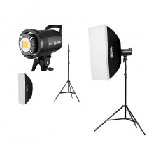 Godox SL60W Trio kit   Video Light