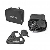 Godox S-bracket Bowens + Softbox 60x60cm + Grid