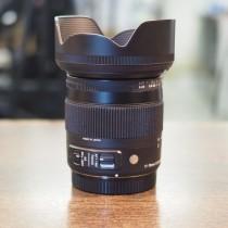 Tweedehands Sigma 17-70mm F2.8-4 DC Macro OS HSM Canon