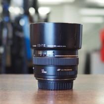 Tweedehands Canon EF 50mm f/1.4 USM