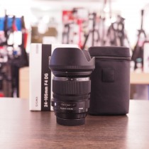 Tweedehands - Sigma 24-105mm F4 DG OS HSM (A) Canon