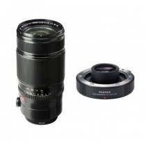 Fujifilm XF100-400mm F4.5-5.6 R LM OIS WR + XF1.4X TC WR