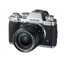 Fujifilm X-T3 BODY SILVER + XF18-55MM BLACK