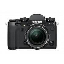 Fujifilm X-T3 BODY BLACK + XF18-55MM BLACK