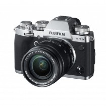 Fujifilm X-T3 BODY SILVER + XF18-55MM BLACK