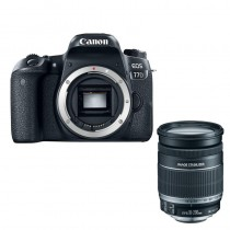 Canon EOS 77D Body + Canon EF-S 18-200mm f/3.5-5.6 IS