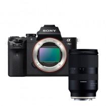 Sony Alpha A7 II + Tamron 28-75mm F2.8 RXD SONY E