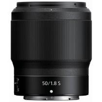 Nikon NIKKOR Z 50mm F1.8 S JMA001DA