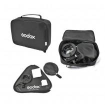 Godox S-bracket Bowens + Softbox 60x60cm + Grid