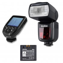Godox Speedlite V860II Nikon X-PRO Single kit