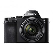 Sony Alpha A7 + AF 28-70mm + FE 50mm f1.8