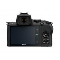 Nikon Z 50 body + FTZ mount adapter
