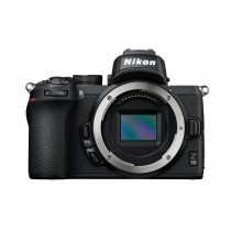 Nikon Z 50 + Z DX 16-50mm +  FTZ mount adapter
