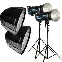 Godox QS1200II Portrait Performance-KIT