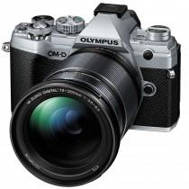 Olympus E-M5III silver+ MZ ED 12-200mm F3.5-6.3
