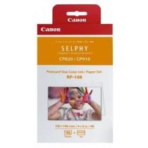 Canon RP-108 Inkt Cassette/Paper set
