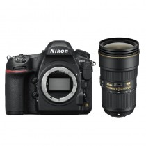 Nikon D850 Body +  AF-S NIKKOR 24-70mm f/2.8E ED VR