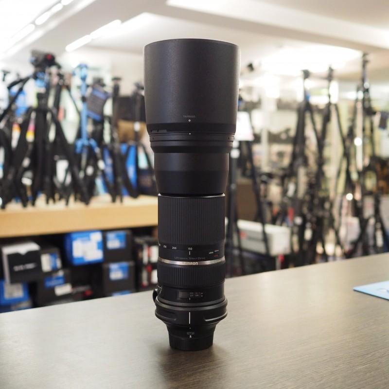 Tweedehands - Tamron F 150-600mm f/5-6.3 DI VC USD Nikon