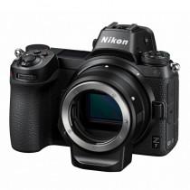 Nikon Z7 + FTZ Adapter + Nikon Z 24-70mm f2.8 S