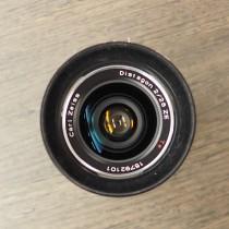 Tweedehands - Carl Zeiss ZE Distagon T* 28mm f/2.0