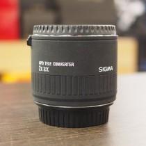 Tweedehands - Sigma APO EX 2x Canon