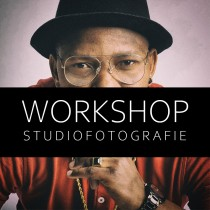 Workshop Studiofotografie - 11/01/2020
