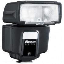 Nissin i40 flitser Canon
