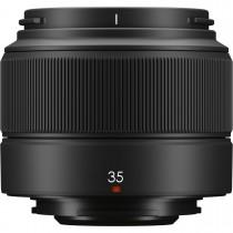 Fujifilm XC35mm F2 zwart