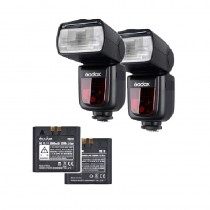 Godox Speedlite V860II canon Kit DUO KIT