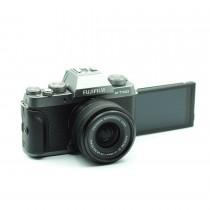 DEMOCAMERA - Fujifilm X-T100 Silver + XC 15-45mm Kit