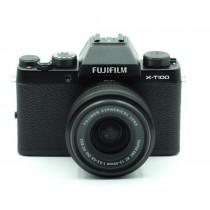 DEMOCAMERA - Fujifilm X-T100 Black + XC 15-45mm Kit