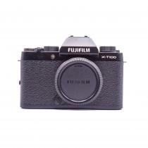 DEMOCAMERA - Fujifilm X-T100 Zwart - BODY