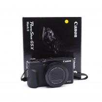 Tweedehands - Canon Powershot G5x Mark II + 3 batterijen