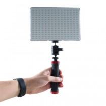 Falcon Eyes Bi-Color LED Lamp Dimbaar DV-240SL-K1 incl. Accu