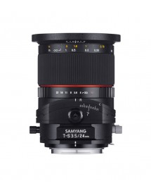 Samyang 24mm F3.5 Tilt/Shift Canon M