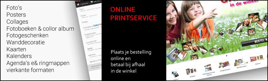 Online printservice